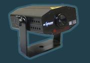 лазер для дискотек MOOZLAZER v 1.1