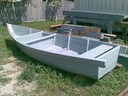 Продам дерев'яний рибацький човен