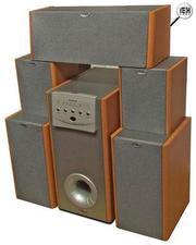 Продам акустику SVEN IHOO IR 5.1 (Бюджетный домашний кинотеатр)