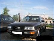AUDI 90,  1989 г.в. не растаможен.