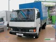 ТАТА с любым навесным оборудованием (борт,  тент,  все виды фургонов)
