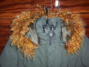 Пальто для девочки 8-10 лет