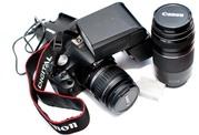 Продам фотоаппарат Canon 500D + аксесуары