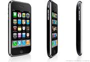 iPhone 5G C9000 3.2 LCD черн,  бел (2Sim Java Wi-Fi TV)