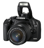 Canon EOS 500D kit 18-55 IS