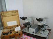 Автоколлиматоры,  микроскоп