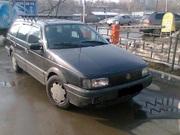 Запчасти на VW B3 1991г моно инжектор 1.8