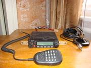 Автомобильная радиостанция YAESU FT-1802 б/у