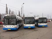 Продаем автобусы Volvo GХ217 CNG