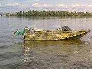 Продается лодка Днепр