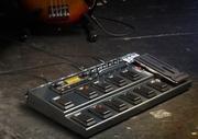 Процессор для басс гитары line 6 bass floor pod xt live