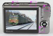 Продам цифровой фотоапарат Casio Exilim Card EX-S770