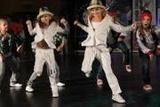 Обучаем детей всем видам танца