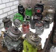 Ремонт гидронасосов,  ремонт гидромоторов
