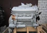 Двигатели ЯМЗ236А 6-цилиндровые без турбонаддува