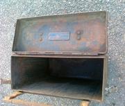 металлический ящик для ЗИП 1943 года от BMW R75