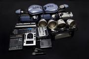 световое и звуковое оборудование для дискотек