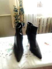 ботиночки женские р/р38 коричневые