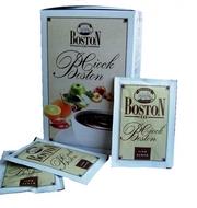 Шоколад горячий boston Cioccolato Fondente - Черный и Белый (в пакетик