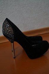 Туфли Сentro  на шпильке - 36 размер