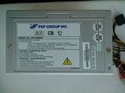продам блок питания FSP ATX-400PNR 400W почти новый