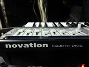 Midi-клавиатура Novation ReMOTE 25 SL USB