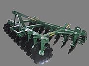 дископлуг для трактора ДАН-3, 1 борона для трактора ДАН-3, 1