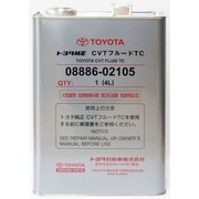 Масло трансмиссионное ToyotaCVT,  4л Japan