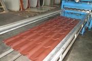 Линии производства профнастила,  металлочерепицы
