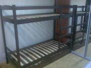 Детская двухъярусная кровать Малыш