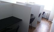 Стол офисный,  call-мебель,  для колл - центра