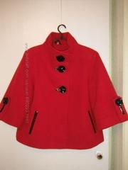 женское пальто полу пальто осень-весна