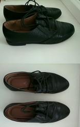 осінні туфлі