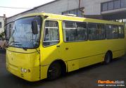 Продаю автобус Богдан А092 2012г после кап.ремонта.