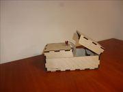 Конструктор бесполезная коробка,  Useless Box. Для детей и взрослых