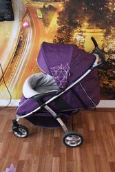 Продаю Прогулочную коляску Geoby C409M