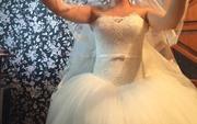 Прода свадебное платье