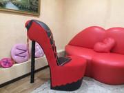 Кресло-туфелька