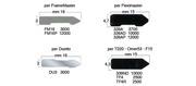 лімфлекси (рідкі цвяхи) для багетної майстерні фурнітура