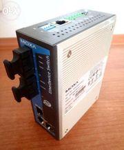 Коммутатор 3 x 10/100BaseTX,  2 x 100BaseFX EDS-405A-SS-SC-T
