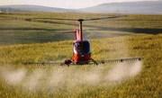 Обробка полів гвинтокрилами
