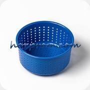 Синяя сырная форма «Итальянская корзинка Лазурь» 0, 7 кг.