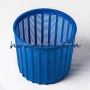Профессиональная синяя форма Лазурь 2, 5 кг. для мягких сыров