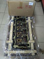 Головка блока цилиндров двигателя ISUZU 4НК1 Евро5