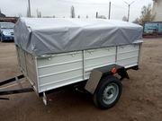 Легковой прицеп Днепр-200 по цене с колёсами