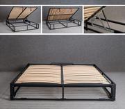 Каркас кровати 2000х1800 с подъёмным механизмом и основанием