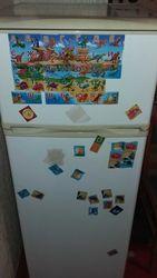 Продам холодильник,  пользовались мало,  неработает реле...