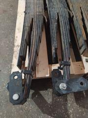 Задние рессоры на грузовой автомобиль ISUZU NPR75,  NMR85,  NLR85,  NQR90