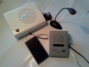 переговорное устройство клиент кассир КП-01