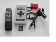 Мобильный видеорегистратор для 2-х камер,  эффективен в автомобиле.